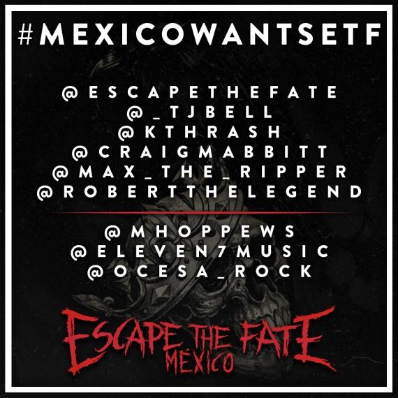 #MexicoWantsETF